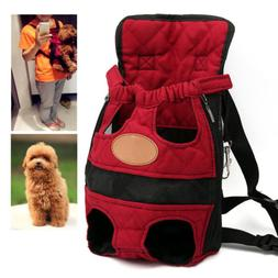 Pet Travel Backpack Dog Puppy Carrier Backpack Carry Comfort