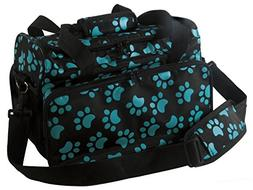 Wahl Professional Animal Pet Travel Bag, Turquoise #97764-30
