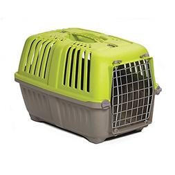 Pet Travel Carrier Cage Cat Dog Small Crate Carry Handle Spr