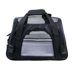 Pets Travel Carrier Soft Sided Travel Bags For Small Dogs Ca