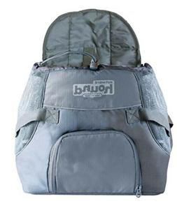 OUTWARD HOUND Pooch Pouch Front Carrier Grey Medium Dogs 0-2