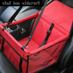 Portable and Safe Car Seat Pet Small Dog Bag Carrier Mat Wat