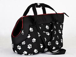 Portable Carrier Travel Bag Best Gift for Pet Puppy Dog Tran