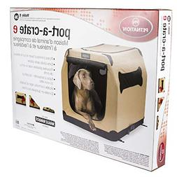 Portable Dog Crate XXL Soft Travel Carrier Cage Pet Large Tr