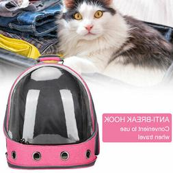 Portable Pets Carrier Dog Cat Breathable Backpack Outdoor Tr