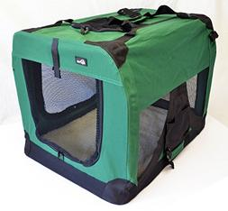 "topPets Portable Soft Pet Carrier - Large: 28""x20""x20"" - Mos"