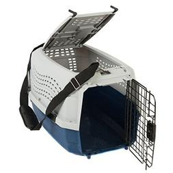 Favorite Portable Two Door Pet Carrier 23 Inch by 15.5 Inch