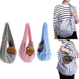 Puppy Outdoor Travel Small Tote Dog Cat Hands Free Carrier R