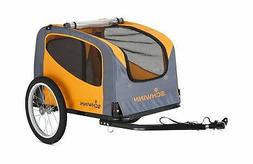 Schwinn Rascal Trailers Pet Trailer, Orange