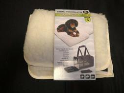 Sherpa Replacement Carrier Liners Dog Cat 2 Pack Soft Faux L