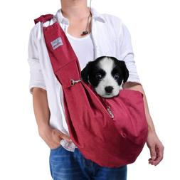 artisome Reversible Medium Dogs & Cats Sling Carrier Bag Sui