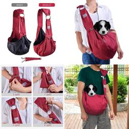 Reversible MEDIUM Dogs & Cats Sling Carrier Bag Suitable For