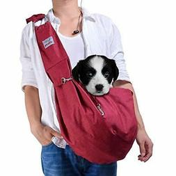 "Reversible Slings Medium Dogs "" Cats Carrier Bag Suitable Fo"