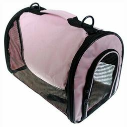 S4O Soft Sided Pet Kennel Cab Travel Dog Tote Carrier -16.5L