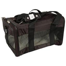 Sherpa's Original Deluxe Pet Carrier Black, SMALL