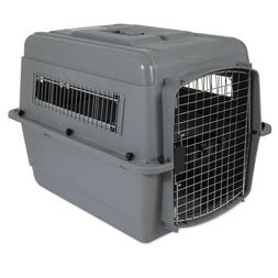 Petmate Sky Kennel Portable Dog Crate Plastic Travel Airline