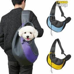sling backpack for small dogs cats dog