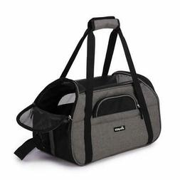 Jespet Soft best Pet Carrier for Small Dogs, Cats, Puppy, 17