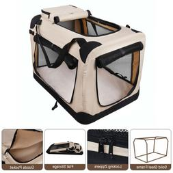 dog carrier elitefield 3 door folding soft