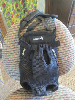 PAWABOO SOFT FRONT CAT DOG CARRIER BACKPACK TRAVEL HIKING ME