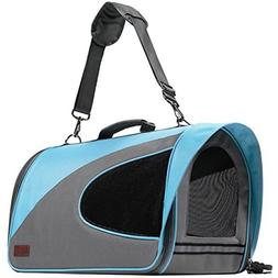 Soft Pet Carrier For Cats Small Dogs Travel Bag For Small Me