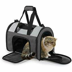 Soft Pet Carrier For Small Dogs, Cats, Puppy, Airline Approv