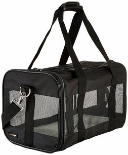 AmazonBasics Soft Sided Pet Carriers Dog Tote Crate Travel T