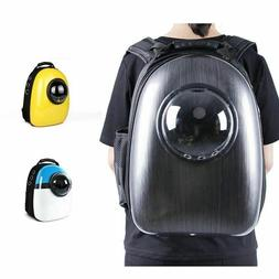 Space Capsule Pet Cat Backpack For Kitty Puppy Chihuahua Sma