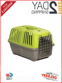 Spree 19-Inch Travel Pet Carrier Hard-Sided Dog Cat Small An