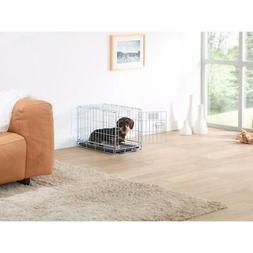 Strong Metal Cage For Dog Cat Puppy | Foldable Large Trainin