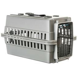 Petmate Traditional Pet Carrier Kennel Grey 1 to 30 lbs