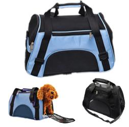 travel approved pet carrier soft sided large