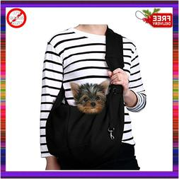 Travel Bag Tote Dog Cat Carrier Sling Hands TOMKAS Small Fre