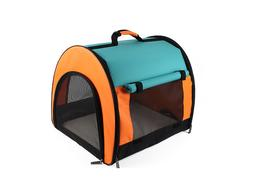 Travel Soft-Sided Carriers  for Small Medium Dogs and Cats A