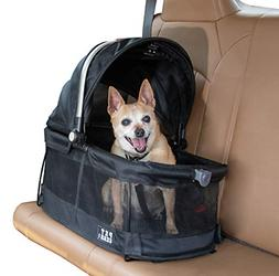 Pet Gear View 360 Pet Carrier & Car Seat for Small Dogs & Ca