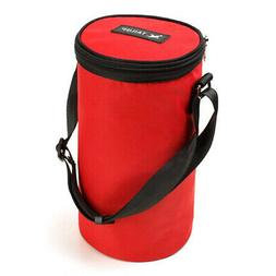 Waterproof Cat Dog Food Storage Bag Travel Carrier Box case
