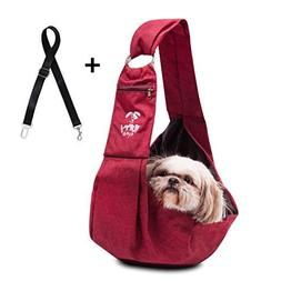 Puppy Eyes Waterproof Pet Carrier Sling Comfortable and Adju